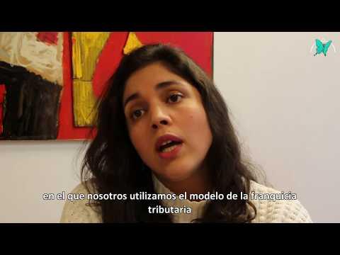Analista de Proyectos Sociales Fundación Descúbreme - Andrea Pozo