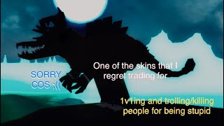 Dinosaur Simulator ROBLOX I'm sorry Cos