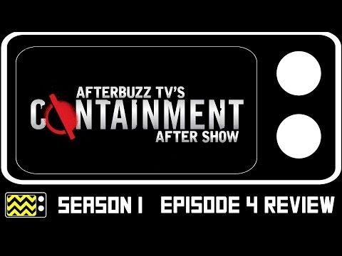 Containment Season 1 Episode 6  W Mykel Shannon Jenkins  AfterBuzz TV