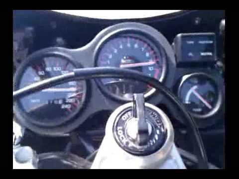 Yamaha RD 500 (RD500 1GE) 200 KmH speed up