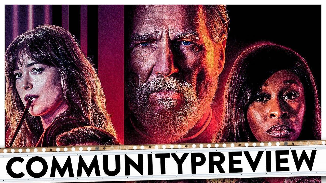 Communitypreview BAD TIMES AT THE EL ROYALE | inkl. Trailer Deutsch German