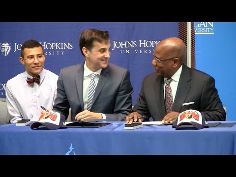 "Johns Hopkins and Morgan State Create ""Extreme Science Internships"" Program"