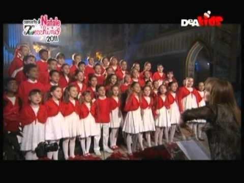 Canzoni Di Natale Zecchino D Oro.Concerto Di Natale Con Lo Zecchino 2011 Buon Natale In Allegria