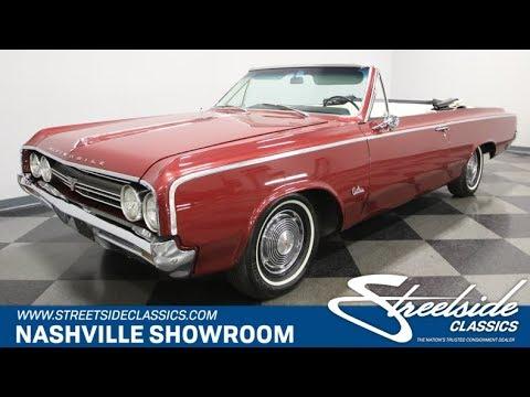 1964 Oldsmobile Cutlass For Sale | 820-NSH