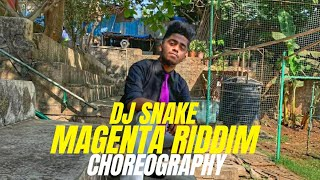 Dj Snake - Magenta Riddim | Dance Choreography | Franklin Thomas |