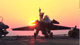 FRENCH SUPER CARRIER CDG ON OPERATION   MARINE NATIONALE