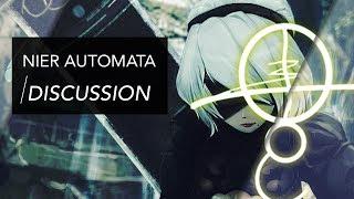 Nier: Automata Makes A Case For Games as Art