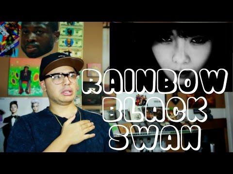 RAINBOW - Black Swan MV Reaction