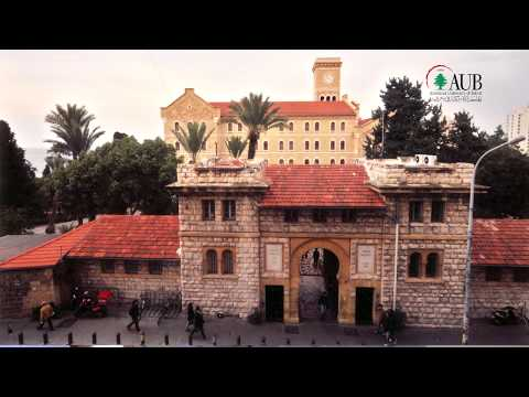 American University Of Beirut - Main Gate - Renovation - Built 150 years ago