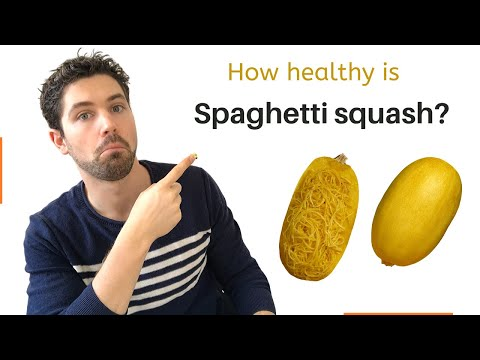 HOW TO MAKE Spaghetti Squash! | + Its surprising Health Benefits!