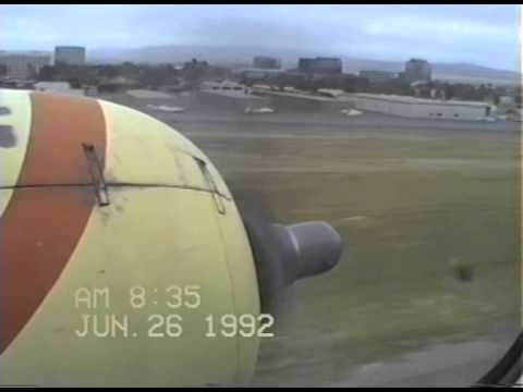 Airliners International 1992 Convair Rides Part 1