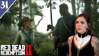 Blowing Bridges & Seeking Vengeance   Red Dead Redemption 2 Pt. 31   Marz Plays