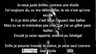 Vrai Lyrics Paroles BOOBA - COMME UNE ETOILE ALBUM LUNATIC 2010