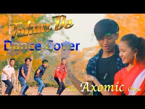 Tukun De - Dance Cover 2019    The Axomic Crew    Debojit Borah