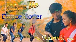 Tukun De - Dance Cover 2019 || The Axomic Crew || Debojit Borah