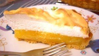 Cherry Chan - Lemon Meringue Pie 檸檬蛋白批