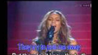 Bleeding love - Leona Lewis (Karaoke)