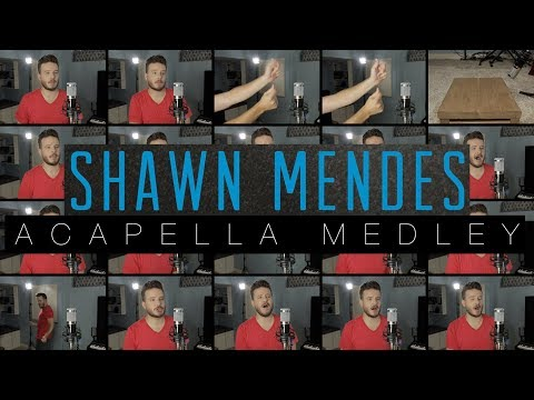 Shawn Mendes (ACAPELLA Medley) - In My Blood, Stitches, Lost In Japan, Mercy And MORE!
