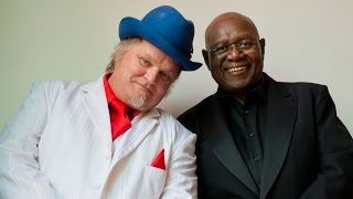 "Mighty Sam McClain & Knut Reiersrud ""Tears Of The World"""