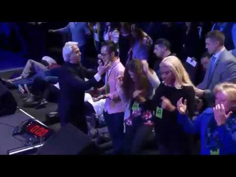 Benny Hinn exposed! Murdering execution-style his own congregation!