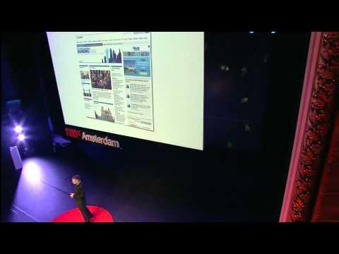TEDxAmsterdam 2011 - Joris Luyendijk