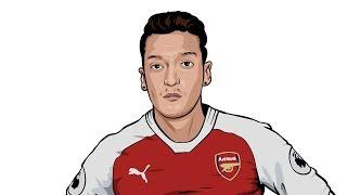 Bevor Mesut Özil berühmt wurde... | KURZBIOGRAPHIE