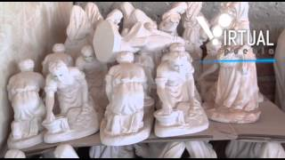 Elaboración Figuras Religiosas Santiago Acatlán, Puebla