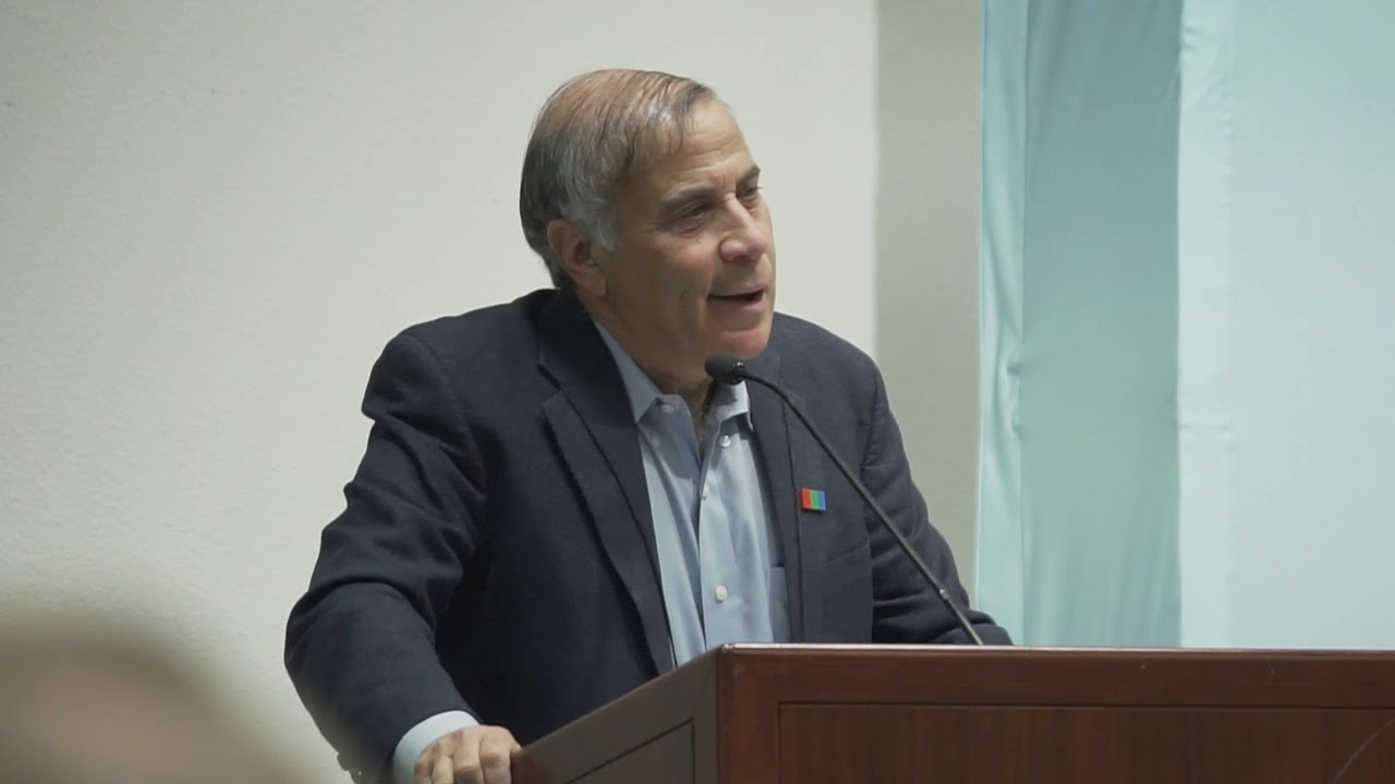 Dr. Robert Zubrin - Opening Remarks - 21st Annual International Mars Society Convention