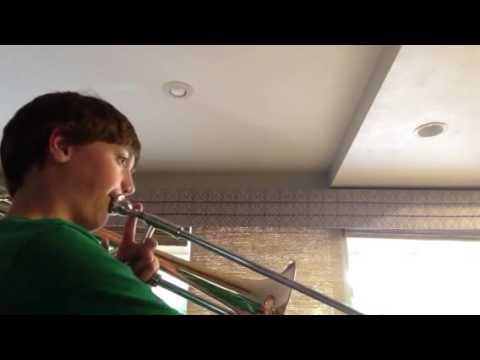 Trombone technical studies 3 A,E and F
