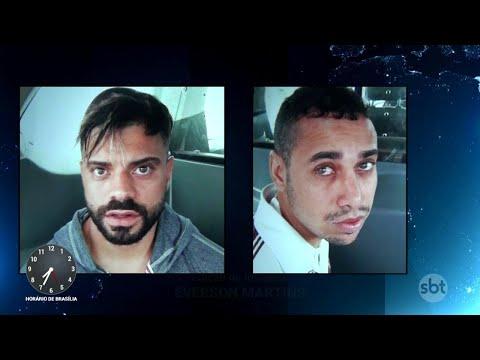 Suspeitos de roubos a diversas casas são presos em São Paulo | Primeiro Impacto (17/04/18)