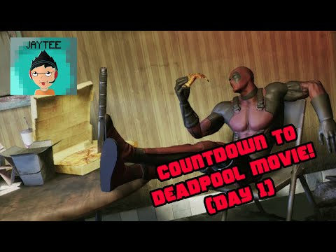 HYPE IS REAL! - Jaytee Plays Deadpool! (Part 1)