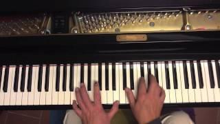Tutorial piano y voz Alguien cantó ( Udo Jurgens / Matt Monro)