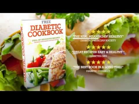 Free Diabetic Cook Book