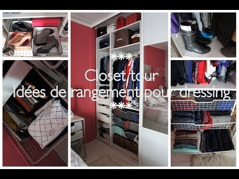 trucs et astuces pour ranger ses placards top tendanc doovi. Black Bedroom Furniture Sets. Home Design Ideas