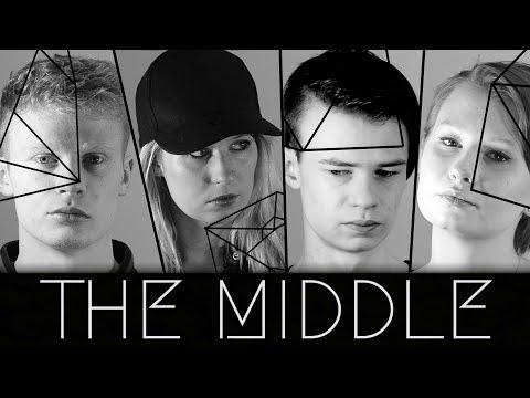 Zedd, Maren Morris, Grey - The Middle - Cover
