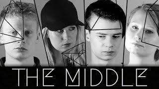 Zedd, Maren Morris, Grey - The Middle - Cover