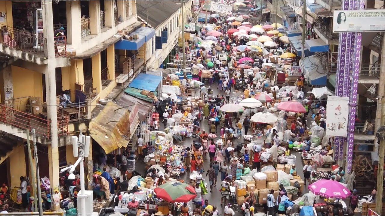 Image result for makola market