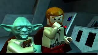 lego star wars part 8 birth of luke and leia