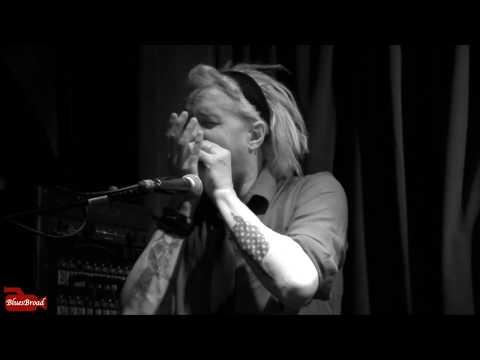 JJ Appleton & Jason Ricci • Can't Believe It's This Good • Terra Blues NYC 4/18/18
