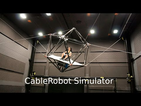 This Crazy Virtual Reality Controller Can Fling You Across the Room