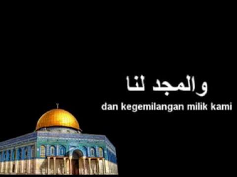 lagu perjuangan palestina