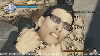 ★ Yakuza Zer0 - All Majima Heat Move/Action Compilation. 1080p 60fps  ★
