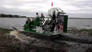 2500 hp monster test ride
