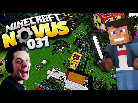 REWI HAT MEINE MASCHINEN ZERSTÖRT | Minecraft NOVUS #031 | Dner