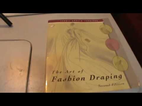 The Art Of Fashion Draping Book Review Fashion Tips Guides