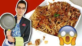 Lekcja #2 Kuchnia Specjalnej Troski - Wykwintne Spaghetti
