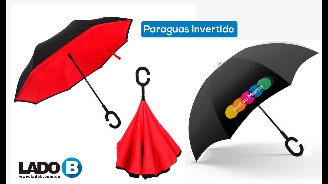 Venta de liquidación 2019 mejor online lindo baratas Paraguas Invertido 23