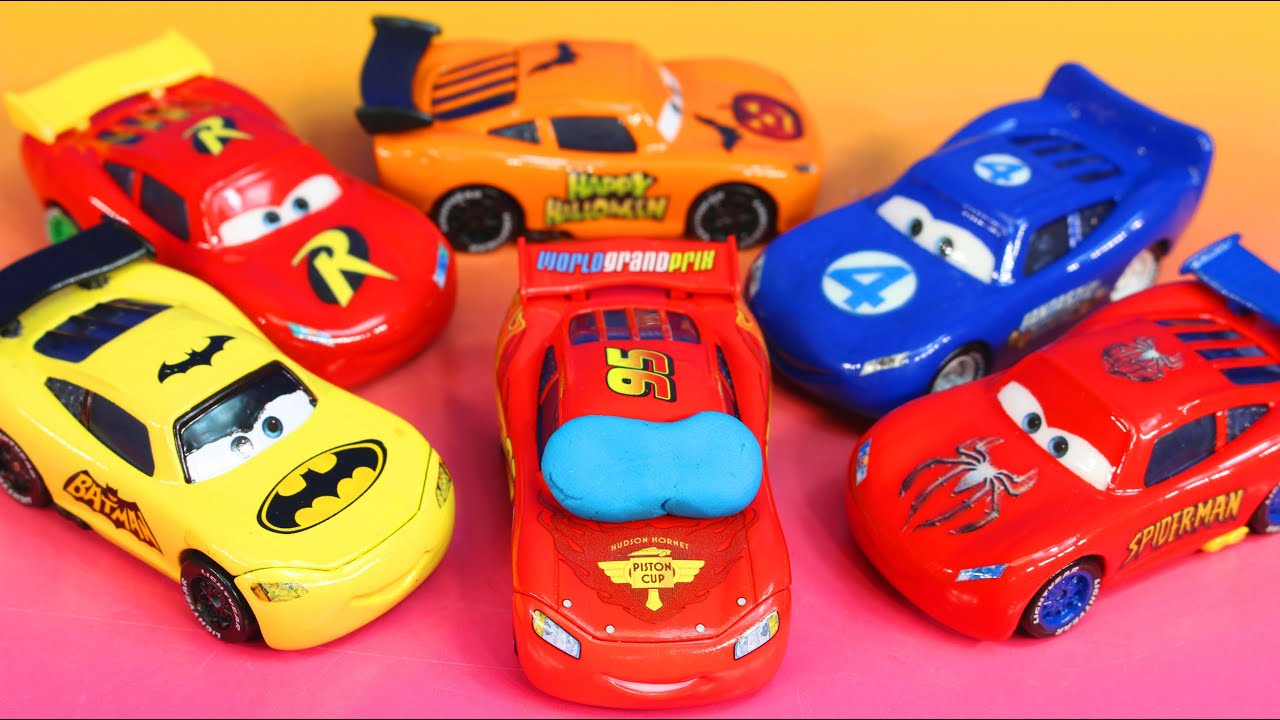 Imaginext Disney Cars
