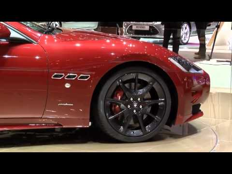 NEW 2012 Maserati GranCabrio Sport Video: Watch Now | AutoPortal.com