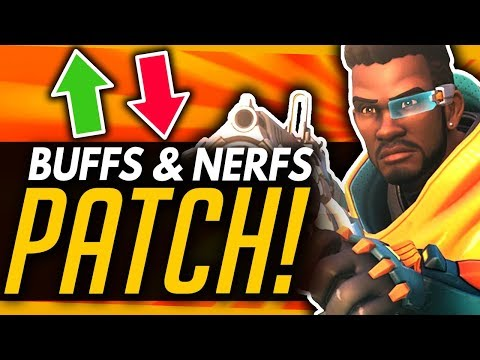 Overwatch | The NEW BUFFS & NERFS - Patch Summary (Now Live) thumbnail